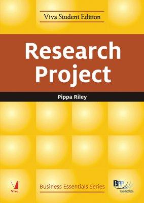 Business Essentials: Research Project: Pippa Riley