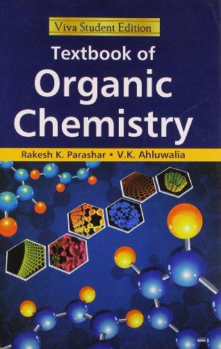 Textbook of Organic Chemistry: Rakesh K. Parashar,V.K.