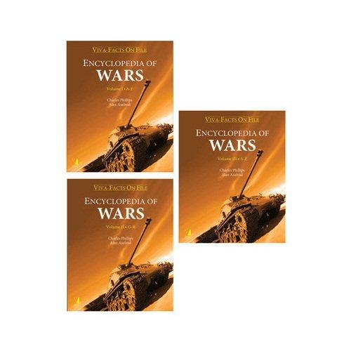 9788130920764: Encyclopedia of Wars, 3 Volume Set