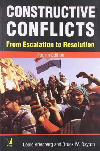 9788130921129: Constructive Conflicts