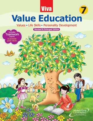 Value Education-7 (Values, Life Skills, Personality Development): Jaya Krishnaswamy