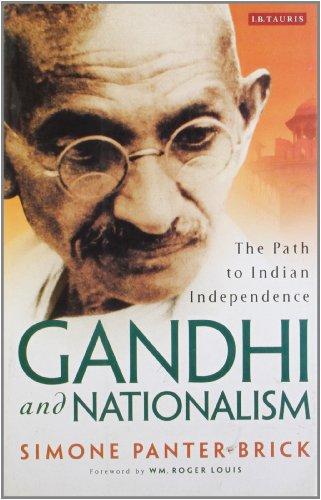 9788130922546: Gandhi and Nationalism
