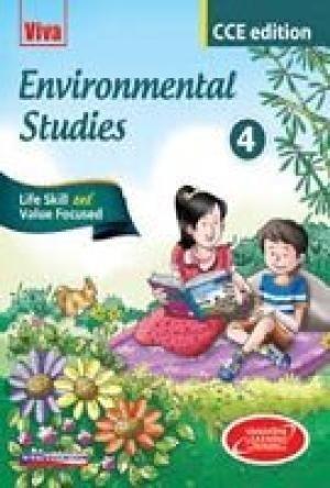 Environmental Studies - Book 4 - Cce: Zainab H. Razavi