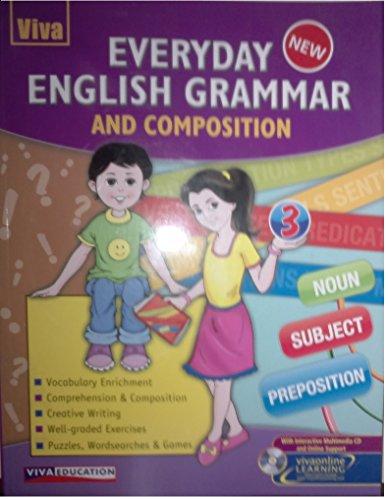 Everyday English Grammar and Composition-3: Vandana Sood