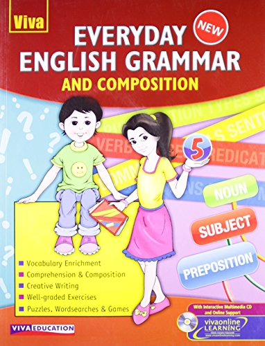 Everyday English Grammar and Composition-5: Vandana Sood