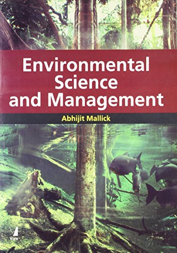Environmental Science and Management: Abhijit Mallick