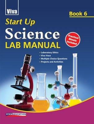 Start Up Science Lab Manual - Book: S.P.Verma