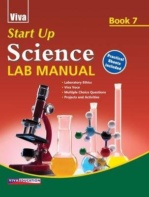 Start Up Science Lab Manual - Book: S.P.VERMA