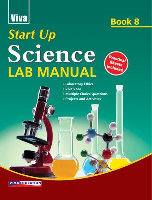 Start Up Science Lab Manual-8: S.P. Verma