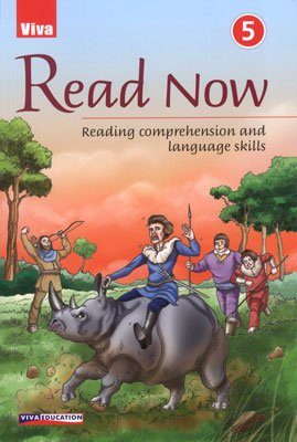 Read Now 5 (Reading Comprehension and Language Skills): Angus Maciver