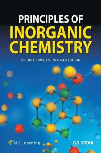 9788130929712: Principles of Inorganic Chemistry
