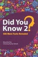 Did You Know 2?: Ghosh Chinmoy Kumar