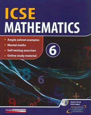 ICSE Mathematics - 6