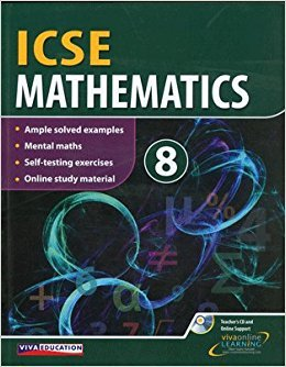 ICSE Mathematics - 8