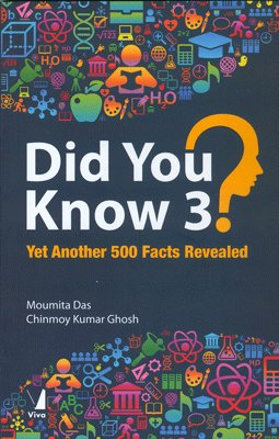 Did You Know 3?: Moumita Das Chinmay
