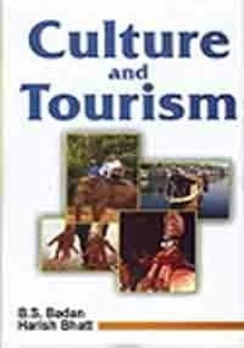 9788131100776: Culture and Tourism