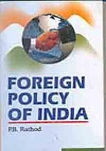 Foreign Policy of India, 220pp, 2017: P.B. Rathod