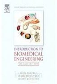 9788131200025: Introduction to Biomedical Engineering, Second International Edition
