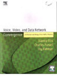 9788131201909: Voice,Video And Data Network Convergence 01 Edition