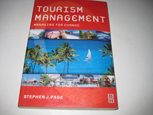 9788131202852: Tourism Management: Managing for Change (PB)