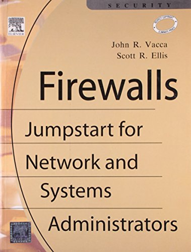 9788131203408: Firewalls: Jumpstart For Network And Systems Administrators