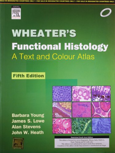 9788131203545: Wheater's Functional Histology