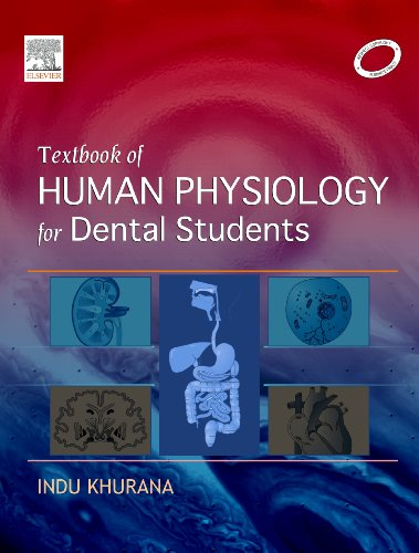 9788131205921: Textbook of Human Physiology for Dental Students