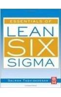 9788131206690: Essentials Of Lean Six Sigma
