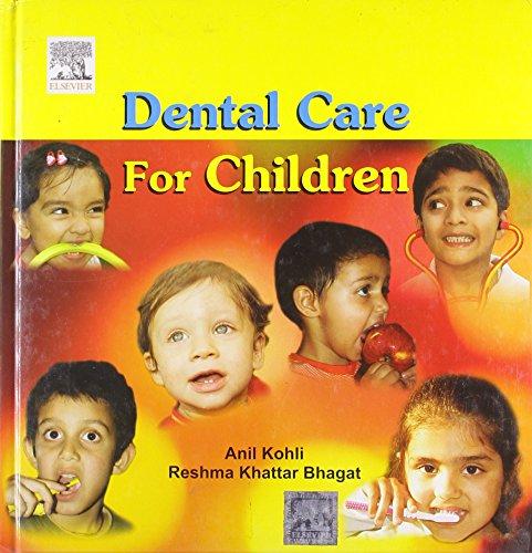 9788131208946: Dental Care for Children