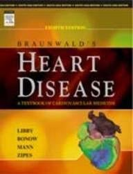 9788131210406: BRAUNWALD'S HEART DISEASE: A TEXTBOOK OF CARDIOVASCULAR MEDICINE
