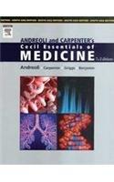 9788131211649: Andreoli & Carpenter's Cecil Essentials of Medicine, 7/e