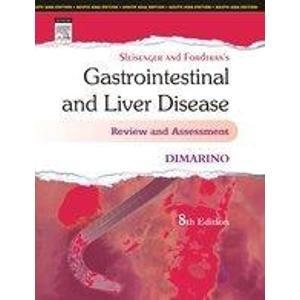 9788131212998: Sleisenger & Fordtran'S Gastrointestinal & Liver Disease Review & Assessment, 8/E