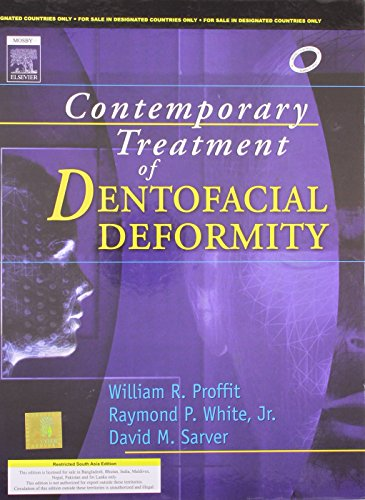 9788131214657: Contemporary Treatment of Dentofacial Deformity