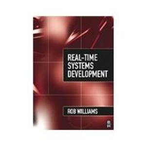 9788131215203: Real-Time Systems Development