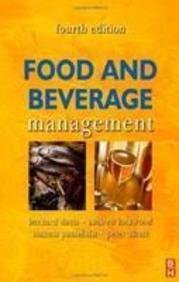 9788131217207: Food And Beverage Management, 4th Edition