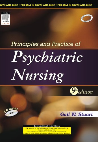 9788131219546: Principles and Practice of Psychiatric Nursing