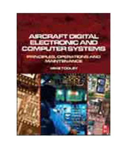 9788131220467: Aircraft Digital Electronic & Computer Systems