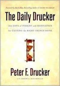 9788131220863: THE DAILY DRUCKER