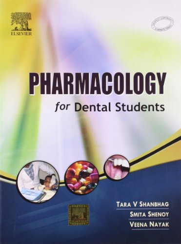 9788131221846: PHARMACOLOGY For Dental Students
