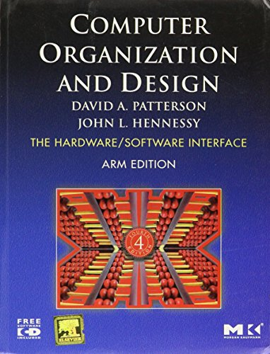 9788131222744: COMPUTER ORGANIZATION AND DESIGN: THE HARDWARE/SOFTWARE INTERFACE, 4TH EDITION