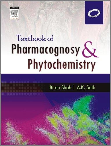 9788131222980: Textbook of Pharmacognosy & Phytochemistry (English) 2nd Edition