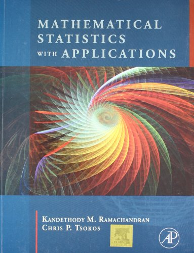9788131223192: Mathematical Statistics With Applications