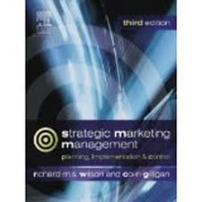 9788131223765: Strategic Marketing Management
