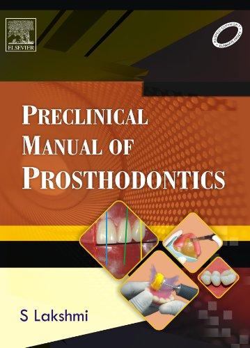 9788131226377: Preclinical Manual Of Prosthodontics