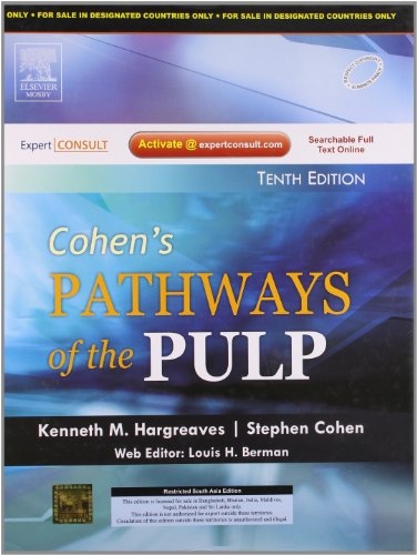 9788131226490: Cohen's Pathways of the Pulp Expert Consult Edition 10th Edition