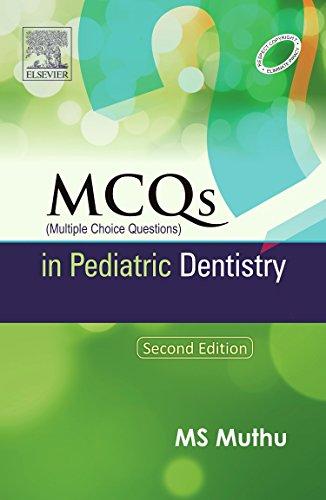 9788131228159: MCQs in Pediatric Dentistry