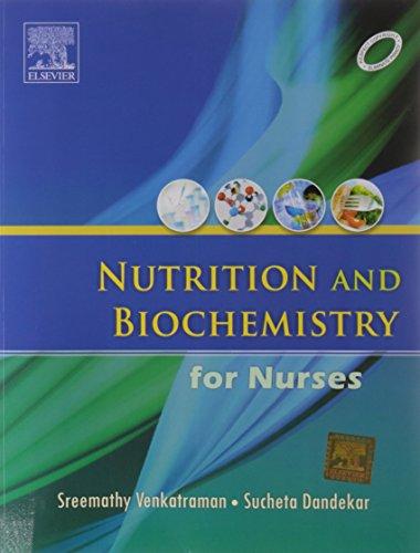 OLD)NUTRITION & BIOCHEMISTRY FOR NURSES: VENKATRAMAN