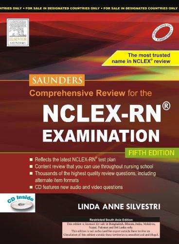 9788131228692: NCLEX-RN® Examination: 5th edition (fifth edition)