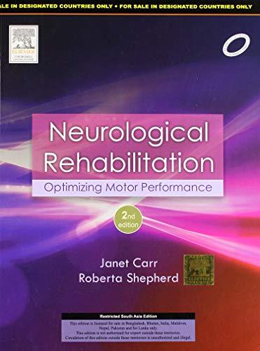 9788131228852: NEUROLOGICAL REHABILITATION