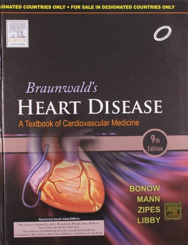 9788131228890: BRAUNWALDS HEART DISEASE 9ED